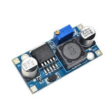 Free Tracking lm2596 LM2596S DC-DC 3-40V adjustable step-down power Supply module Voltage regulator 3A 50Pcs/lot(China)