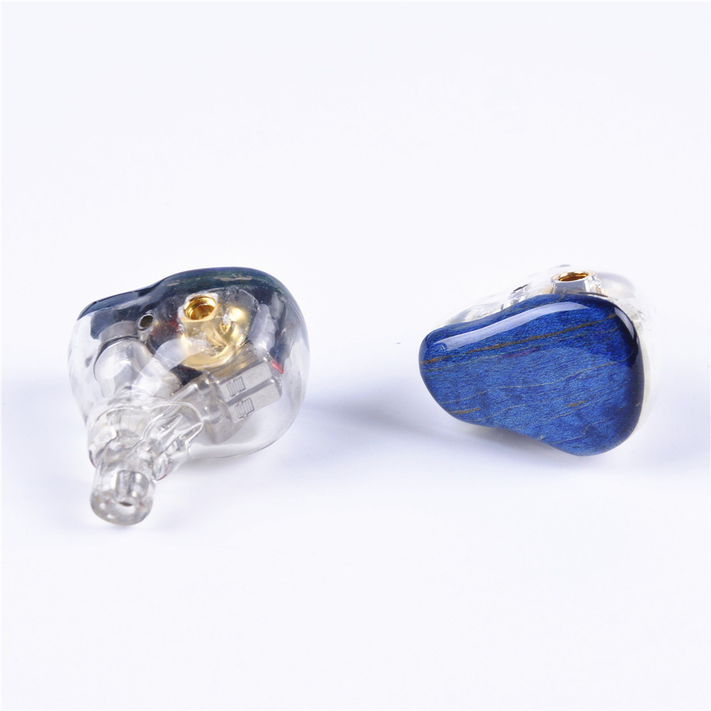 2017 Love Ear Q7 6BA+1DD Hybrid HiFi In Ear Earphone 7 Drive Units Around Ear Earphone Custom Made With MMCX