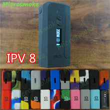 Pioneer4you IPV 8 230W TC Box for Protective Silicone Case 19 Colors IPV8 for Skin Sleeve Cover 23g thicker tactile and tough