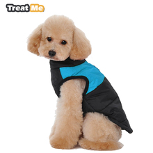 Buy Pet Dog Cotton Jacket Puppy Vest Chihuahua Clothing Warm Winter Dog Clothes Coat Small Medium Large Dogs 3 Colors S-5XL for $6.90 in AliExpress store