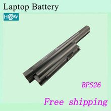 High quality Original Laptop Battery For SONY VPCCA26EC VPCCA27EC VPCCA28EC VPCCB17EC VPCCB26EC VPCEH16EC VPCEG18EC