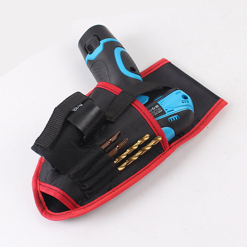 Multifunction Tool Bag Portable Holder Holst Tool Electrician Tools Bag High Quality Screwdriver For 12V Drill Waist Bag