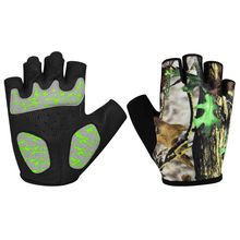 Cycling Bicycle Gloves Men Guantes Bicicleta Ciclismo Specialized Biking Gloves Half Finger Cycling Gloves CG15(China)