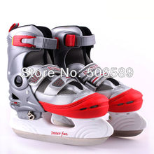 free shipping hockey skates children skates shoes #30--#33(China)