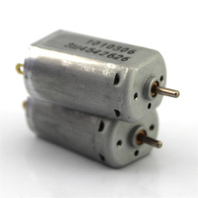 2pcs J499 1010306-180 Micro DC MOTOR Well Workmanship DIY Shaver Motor Model Parts Electronic Making Free Shipping Malaysia