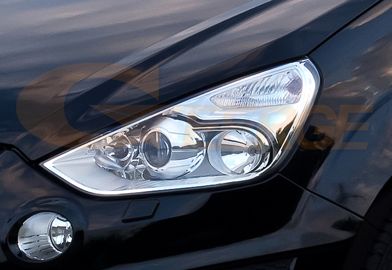 ccfl angel eyes for Ford S-Max 2006-2014(18)