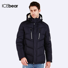 ICEbear 2016 New Fashion Men's Clothing High Quality Casual Windproof Winter Warm Jackets And Coats For Men 16MD881(China)
