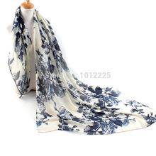 2016 new The simple but elegant flower Hijabs Scarves Cotton Viscose Women Islamic Head Scarf Fashion Ladies Shawl Wrap Sarong