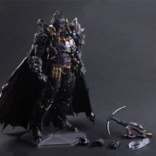 27cm Batman Eternity Series Play Arts Kai PVC Action Figure Toys Collectors Model Doll With Box