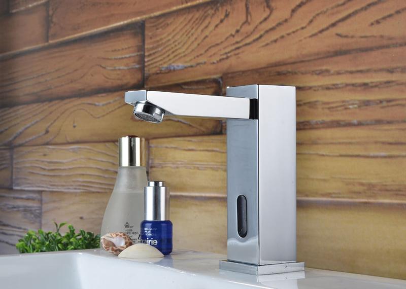 Infrared Sensor faucet (3)