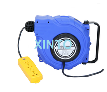 electric power source hose reel, Automatic retractable reel Plumbing Hoses