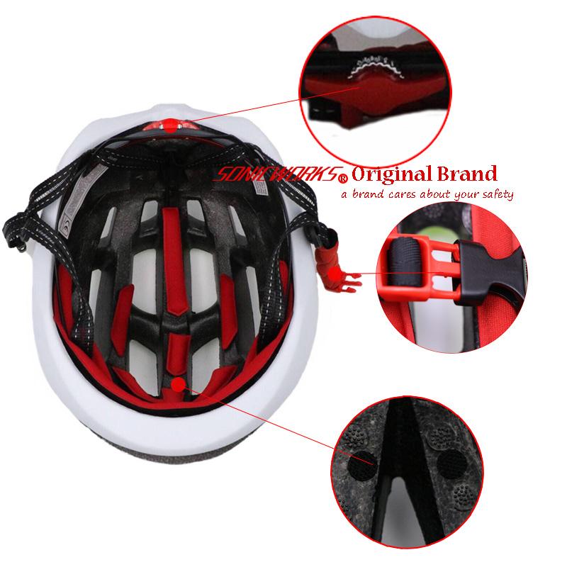 23 Vents Bicycle Helmet Integrally-molded Roc Loc Air MTB Road Bike Helmets Men Women Ultralight Cycling Casco Ciclismo SW0008 (5)