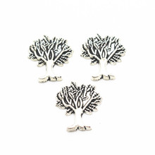 Buy High 10pcs/lot life tree Floating Charms Fit Living Glass Floating Lockets Bracelet DIY Charms Jewelry for $1.35 in AliExpress store