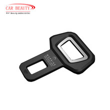 2 PCS Car Safety Belt Clip Brand New And High Quality Car Seat Belt Buckle Vehicle-mounted Bottle Opener Dual-use Car Styling