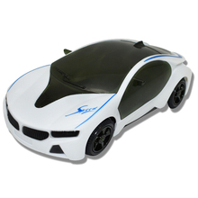 ABWE Best Sale 3D LED Flashing Light Car Toys Music Sound Electric Toy Cars Kids Children Christmas Gift 20cm*9cm*5cm