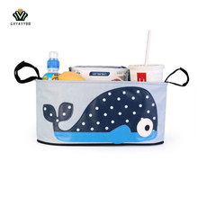 Hot Arrival Cup Bag Stroller Organizer Baby Carriage Pram Buggy Cart Bottle Bag Stroller Accessories Hanging /Basket Accessories