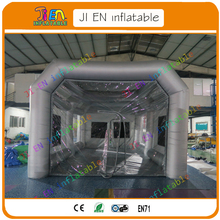 Free shipping!Portable Mobile Work Station Car Painting Room /Professional Inflatable Spray Paint Booth / Inflatable Spray Booth