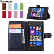 JFVNSUN Case for Microsoft Nokia Lumia 1020 Wallet Card Slots Magnetic Leather Flip Cover for Nokia Lumia 1020 Stand Phone Bag