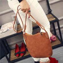 Fashion Women Tote Bag PU Leather Hobo Shoulder bag Lady girls satchel crossbody bag