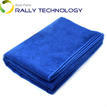 2 PC 30*30 CM blue Microfiber car cleaning towel cloth duster tools car washer auto supplies accessories products