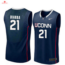 Nike 2017 Uconn Omotayo Aiyegbusi 45 Can Customized Any Name Any Logo Boxing Jersey Mike Noyes 31 Mamadou Diarra 21(China)