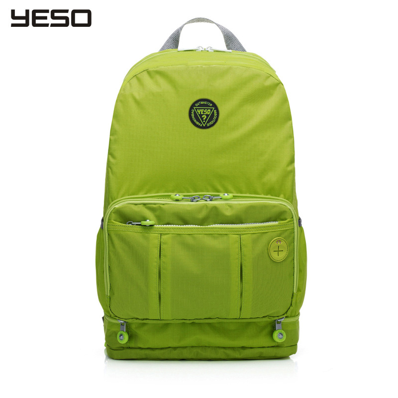 YESO Foldable Backpacks Multifunctional Women And Mens Travel Leisure Shoulder Bags<br><br>Aliexpress