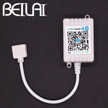 BEILAI DC 5-24V Bluetooth LED RGBW Controller Mini LED Controller With DIY Music Timing Function For 5050 RGBW RGBWW LED Strip