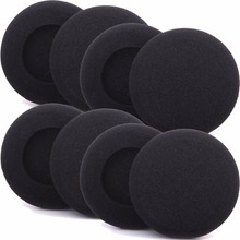 5 pairs New EarPads Replacement Foam Ear Pads for SONY DR-BT21G DR BT21G Headphone Headset Cushion Cups Cover(China)