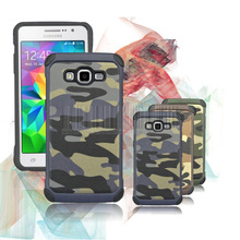 Buy Heavy Duty Camo Camouflage Hard Hybrid Rugged Case Cover Samsung Galaxy Grand Prime G530 G530H/Grand Prime Plus G532F for $3.16 in AliExpress store
