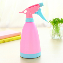 Gardening tools candy color watering pot watering can Hand pressure spray bottle