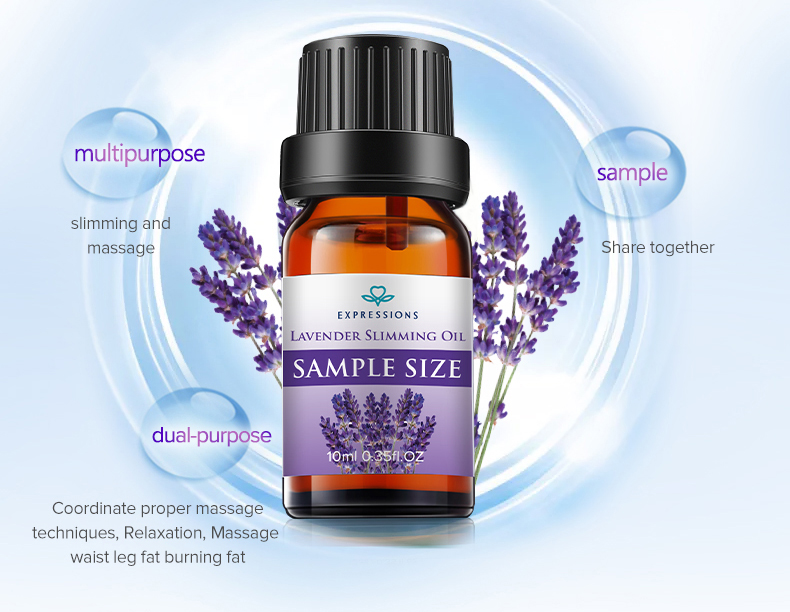 10ml Australia 100% Lavender Essential Oils for Aromatherapy Diffusers Body Massage Oil Slimming Lose Weight Thin Fragrance Oil 11