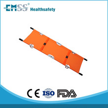 Medical Emergency Aluminum Alloy Folding Portable Stretcher Equipment