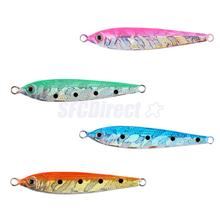 Iron Metal Sequins Lures Metal Plate Lead Jig Bait Lead Jig/Metal Plate/Bait Jig Boat Fishing Saltwater Freshwater(China)