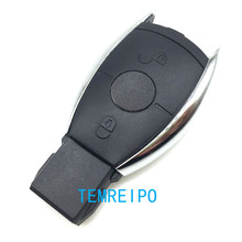 Replacement Remote Key Cover Case Mercedes Benz W203 W210 W211 AMG W204 C E S CLS CLK CLA SLK Remote Control Key Shell