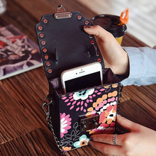 Famous brand Personalized big handbags mini Cube Brand original design crossbody bags for women messenger bags LA7(China)