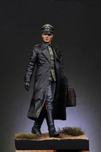 Free Shipping 1/16 Scale Unpainted Resin Figure World War II Stauffenberg collection figure