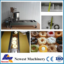 Food processing machine bakery donut machine/fried donuts machine