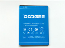 DOOGEE Y100 Plus Battery 100% Original Large Capacity 3000mAh Li-ion Replacement Mobile Phone - John's World Store store