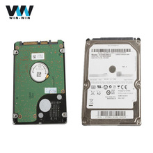 Newest HDD Hard Disk Drive With Software for BMW/Benz/Porsche/LAND ROVER/Jaguar/VW ODIS For Laptop