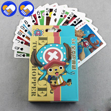 A TOY A DREAM 54 pcs/pack Anime One Piece Joe & Luffy Collection Poker Cards Playing Cards Cosplay Board Game Cards With Box