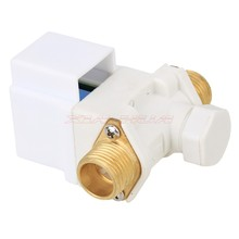 "DC 6V AC 220V Electric Solenoid Valve 1/2"" For Water Air  Normally Closed  Solar water heater solenoid valve"