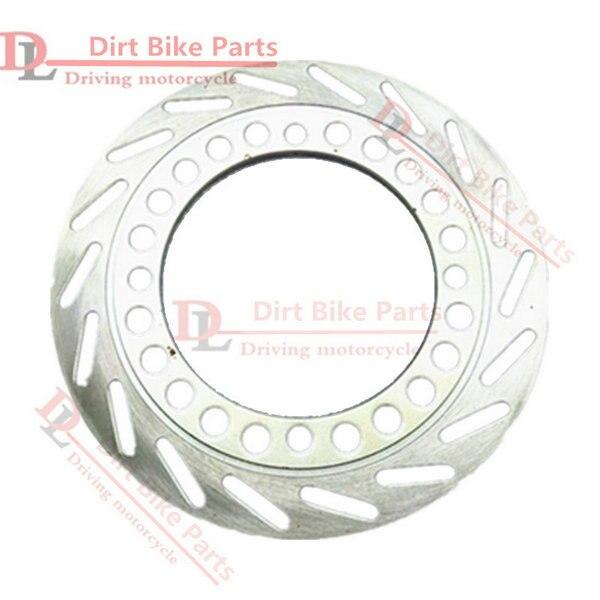 1 pc Motorcycle Parts Rear Brake disc Rotor For Honda AX-1 NX250 1989-1994 Dirt Bike Brake Disk<br>