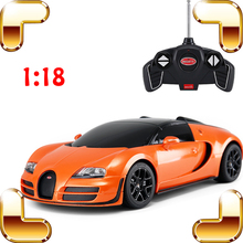 New Arrival Gift 1/18 RC Remote Control Toys Car LED Electric Machine Children Play Racer Game Radio Control Vehicle Present(China)