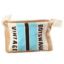 Prevalent New  Home Mini Toy Desktop Finishing Cotton And Debris Basket Botswana Flag Free Shipping Apr1