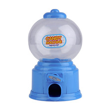 Cute Sweets Candy Machine Bubble Gumball Dispenser Coin Bank for Kids Gift