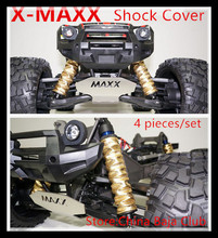 Shock absorbing dust cover for Traxxas X-Maxx(China)