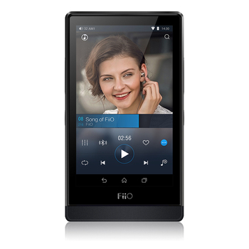 FiiO Hi-Res Music Player X7 with High Power Amplifier Module AM5
