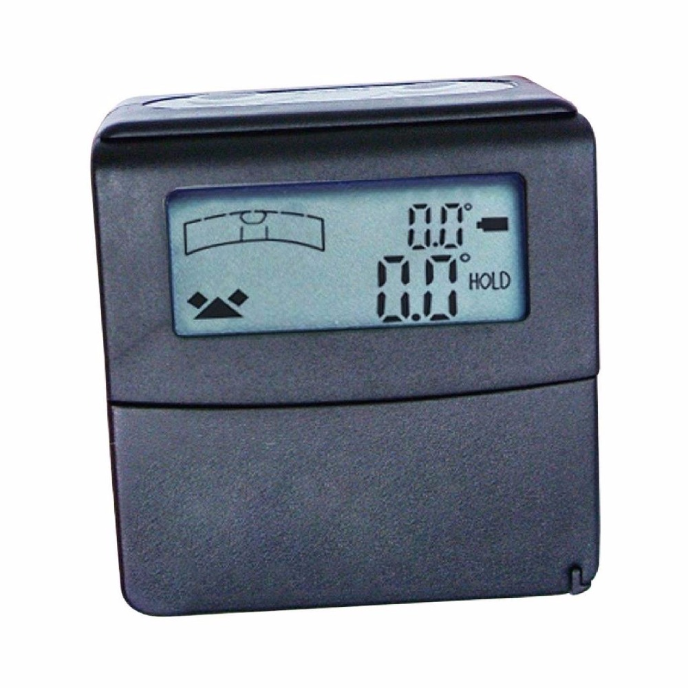 Mini Digital Level Box +/-180 degree (0~360degree) Range Angle Finder Tilt Gauge with Magnetic base + V-groove<br>