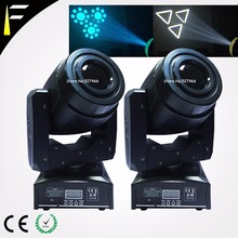 1PCx60w LED Spot Moving Head Rotating Static Gobo Colour Mix Wheel Spot LED Moving Head Stage Light Equipment for /Dj/Jazz/Disco