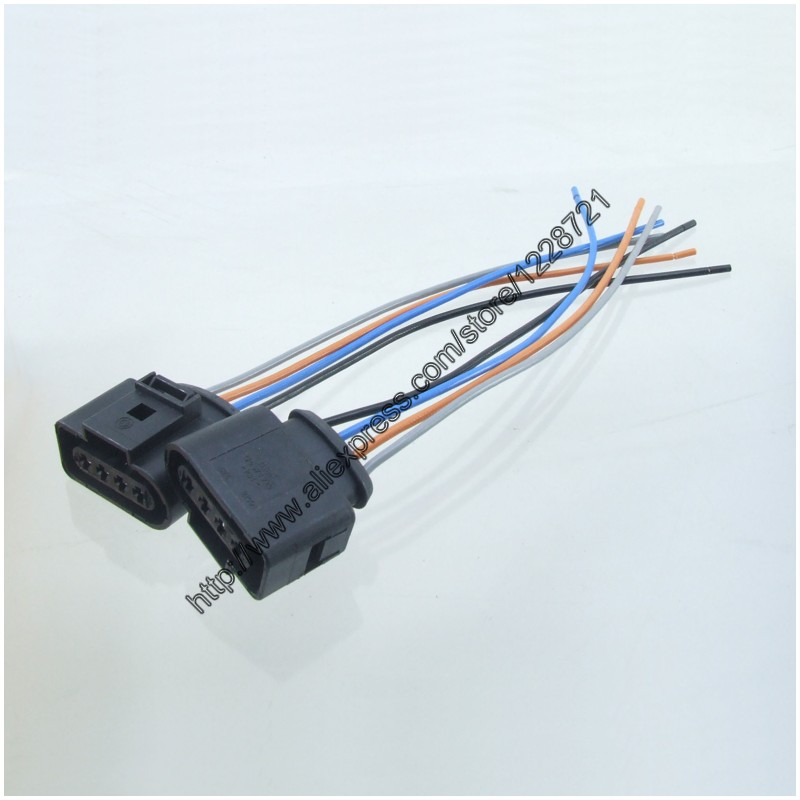2Pcs 1J0973724 4Pin Car Repair Kit Ignition Coil automotive Wiring font b Harness b font Plug online buy wholesale audi a6 harness from china audi a6 harness automotive wire harness repair kits at readyjetset.co
